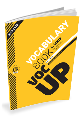 2020 - 6. SINIF VOCABULARY BOOK VOC UP