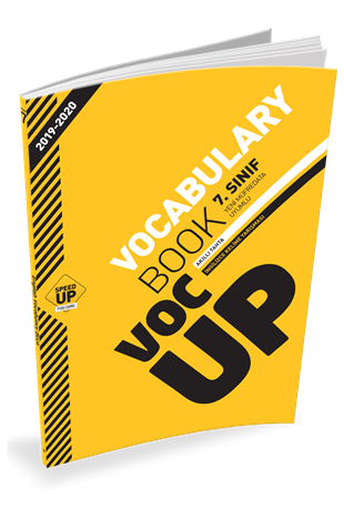 2020 - 7. SINIF VOCABULARY BOOK VOC UP