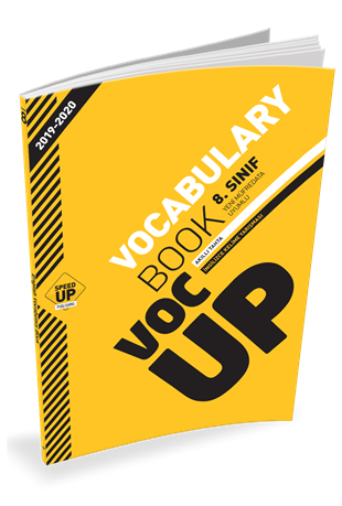 2020 - 8. SINIF VOCABULARY BOOK VOC UP