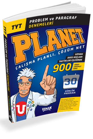 TYT PROBLEM VE PARAGRAF DENEMELERİ PLANET